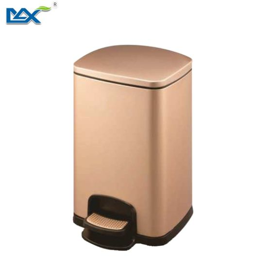 Foot Pedal Structure Trash Bin, Dust Bins for Garbage, Bin Litter & Recycling pictures & photos