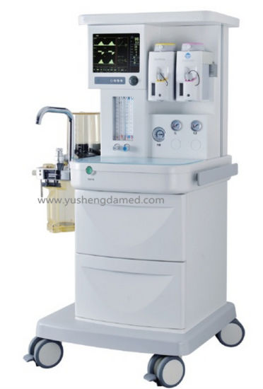 Portable Anesthesia (Analgesia) System Ce Approved Anesthesia Gas Machine Ysd201A pictures & photos
