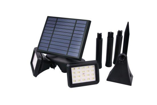 China Solar Led Garden Lights Outdoor Waterproof Lighting Rechargeable Led Landscape China Solar System Solar Garden Light