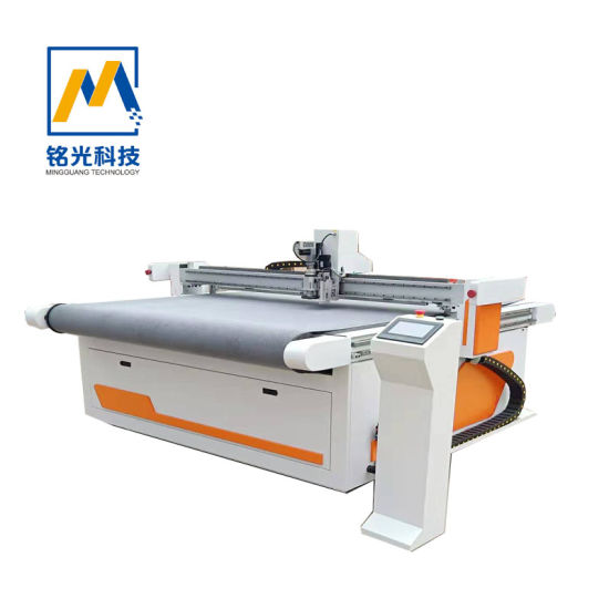 CNC Computer Cutting Machine Fabric/Leather/Cloth/Carbon Box/Shoes/ Cutter for Textile Materials \Shoe Making with Ce