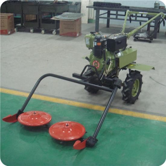 Factory Supply Cheap Disc Mower for Mini Tiller