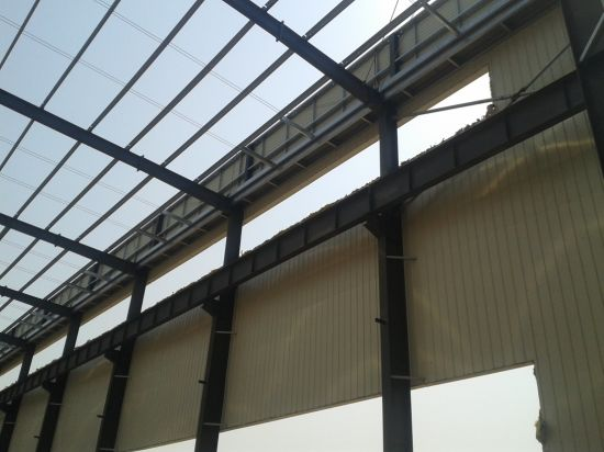 Industrial Design Steel Structure Warehouse Buildings Metal Structure Construction pictures & photos