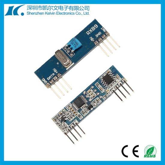 DC5V 315/433MHz Transmitter and Receiver Module Kl-Cw08