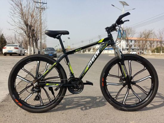 China Size 24 26 27 5 29 Inch Aluminum Alloy One Piece Wheel Shimano 21 24 27 30 Speed Mountain Bike Mtb China Mountain Bicycle Mountain Bike