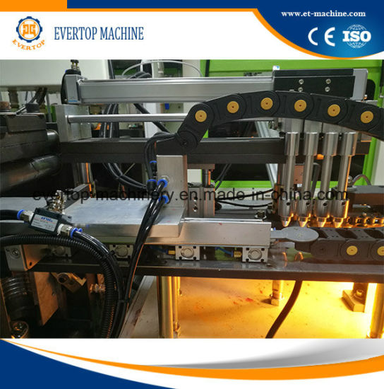 High Quality Pet Bottle Blowing Molding Machine pictures & photos