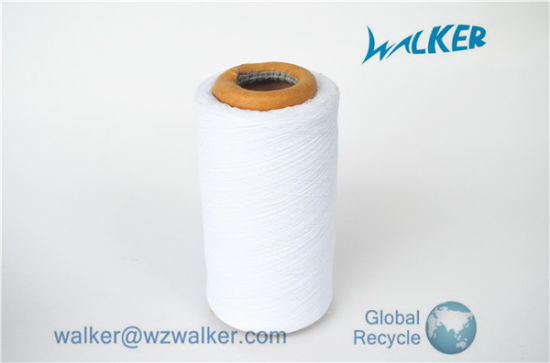 China Cvc 6040 Cotton Polyester Eco Friendly Blended Yarn For Bed