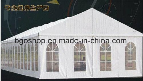China Sunshade Tent PVC Coated Tarpaulin Awning (1000dx1000d