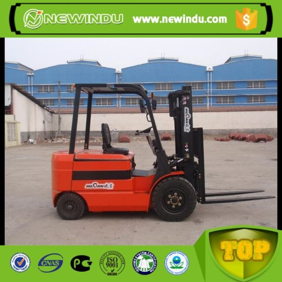 China 2.5ton Levork Electric Forklift Cpd25c with Good Condition pictures & photos