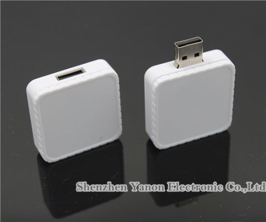 Square Twister USB Flash Drive Square USB Stick for Customized Kinds of Colors pictures & photos
