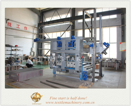 Balloon Padder & Detwister &Squeezer Textile Finishing Machinery for Tubular Fabric After Dyeing Machine