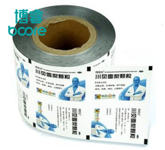 Aseptic Aluminum Foil Laminated Paper for Particles and Powder Packaging