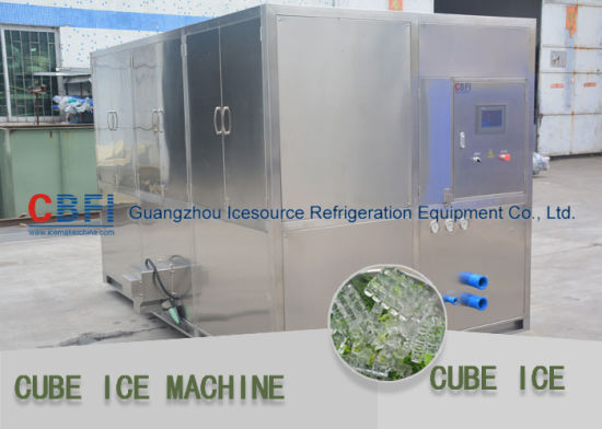 Ce Approved Cube Ice Machine pictures & photos