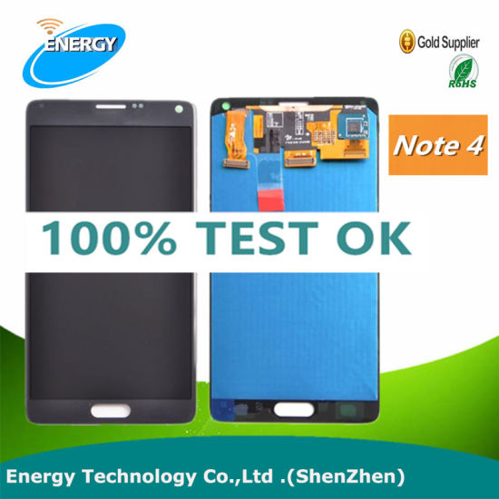 LCD Touch Screen for Samsung Galaxy Note4 LCD