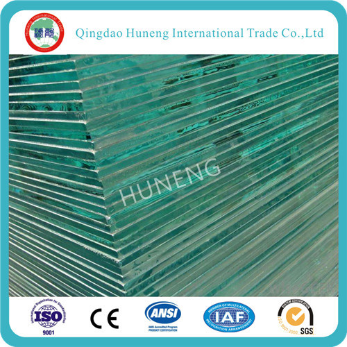 15mm Clear Float Building Glass with ISO CCC Certificate pictures & photos