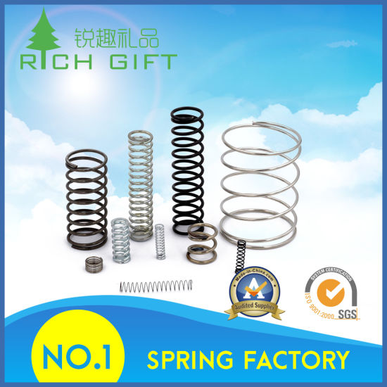 Customized Small Stainless Steel Coil Compression Spring for Motorcycle or Auto pictures & photos