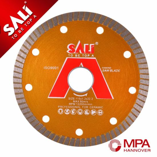 Cut Off Saw Porcelain Tile Blades For Concrete Cutting