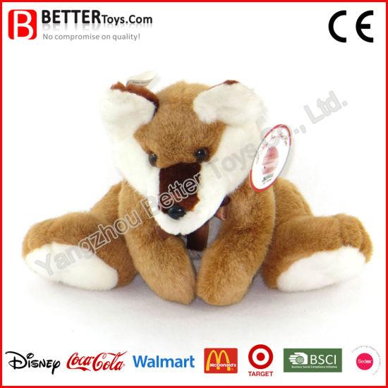 Wholesale Stuffed Animal Soft Fox Plush Toy for Kids