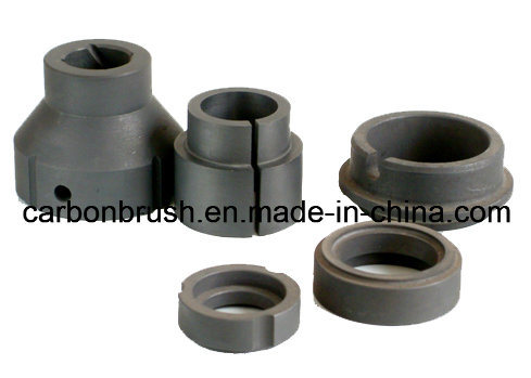 High Temperature Resistance China Carbon Graphite Sleeve pictures & photos
