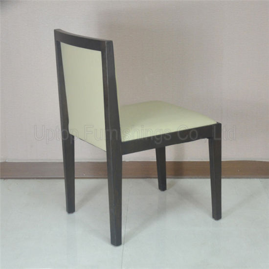 China Commercial Restaurant Hotel Hospitality Wooden Dining Chair