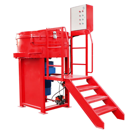 High Quality Refractory Concrete Mixing Machine Refractory Mixer for Sale