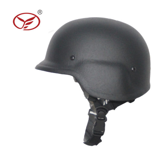 Pasgt Nij Iiia Military Aramid Ballistic Bulletproof Helmet