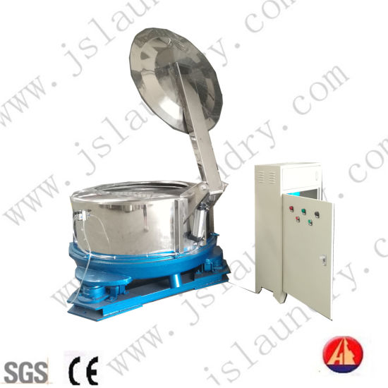 Knit Fabric Dewatering Equipments/Spinning Dryer Equipment/Spin Drying Equipment
