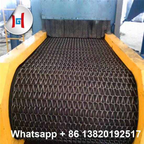 High Manganese Steel Wear Bar Rod Resist Abrasive Wire Mesh Conveyor Belt Price