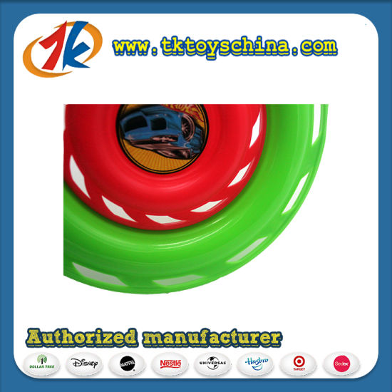 China Wholesale Customized Plastic Frisbee for Promotion Gift Toy pictures & photos
