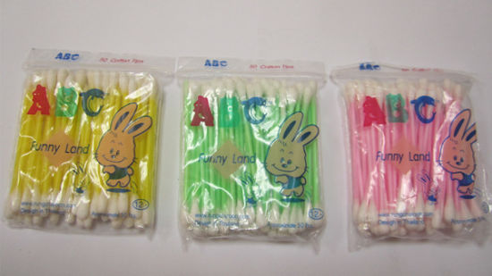 Good Quality Cotton Bud (MC-001) pictures & photos