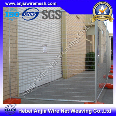 Australia Standard Galvanized Welded Wire Mesh Temporary Fence for Municipal (Anjia-085) pictures & photos