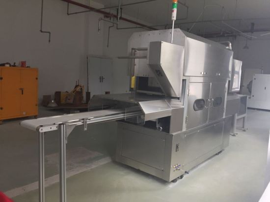 Automatic Controlled Packing Machine with Gas Filling Function pictures & photos