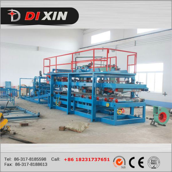 Rock Wool/EPS Sandwich Panel Roll Forming Machine/Roof Sheet Production Line From Alibaba pictures & photos