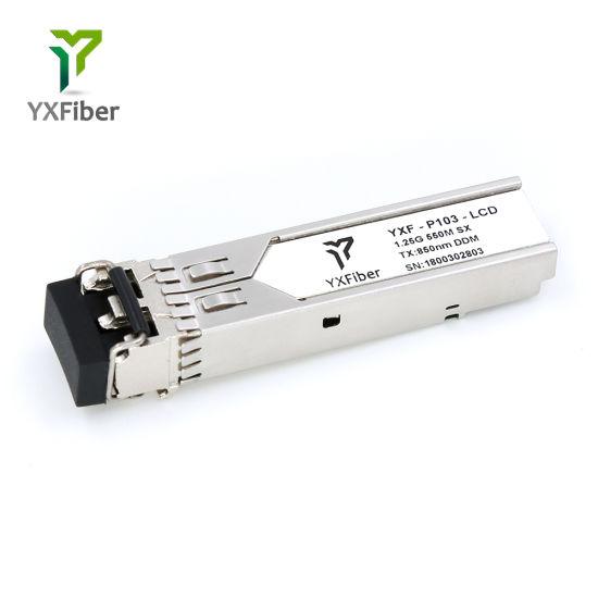 New GLC-SX-MM Cisco Compatible 1000Base-SX 550M SFP Transceiver module