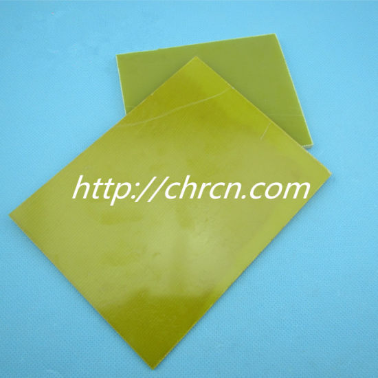 Fr4 Epoxy Glass Cloth Laminate Sheet 3240 Sheet pictures & photos