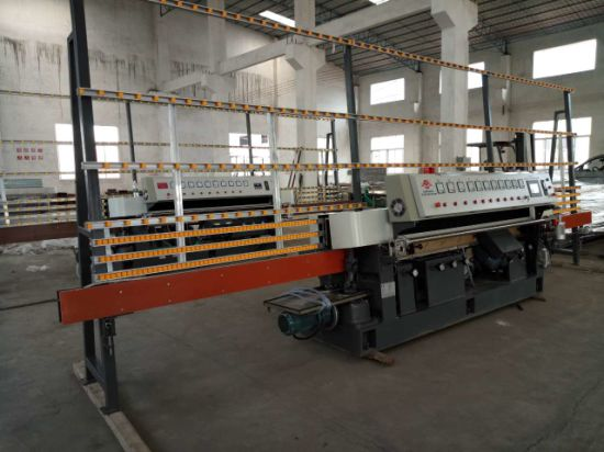 Portable Glass Flate Edge/Polishing Machine pictures & photos