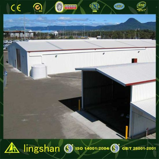 2016 New Design Prefabricated Workshop pictures & photos