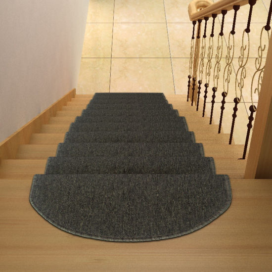 Stair Tread Rugs, Polypropylene Material