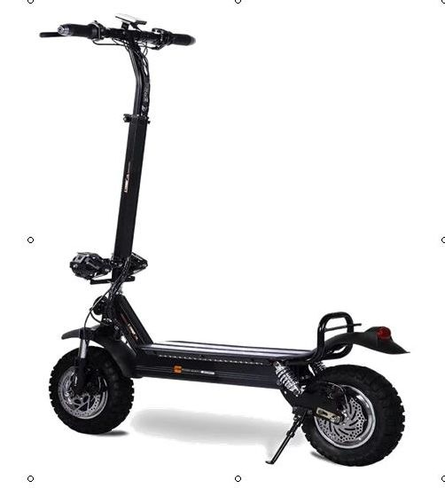 2 Wheel 800W*2 E Scooter 48V25ah Foldable Electric Scooter