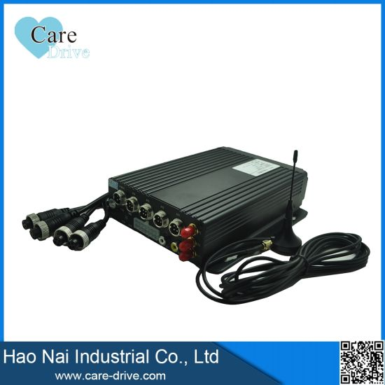 Mobile DVR with GPS 3G WiFi Full HD 1080P Vehicle Blackbox DVR pictures & photos