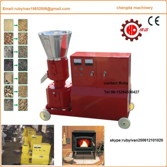 PELLET MILL 11kw  ELECTRIC PELLET PRESS 3 PHASE STOCK USA wood