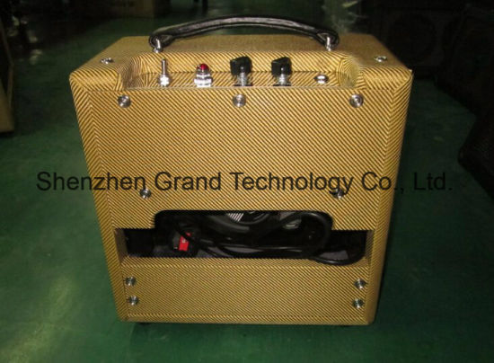 5f1a Boutique 5W Class a Valve Vintage Style Tweed Guitar Amplifier Tube AMP