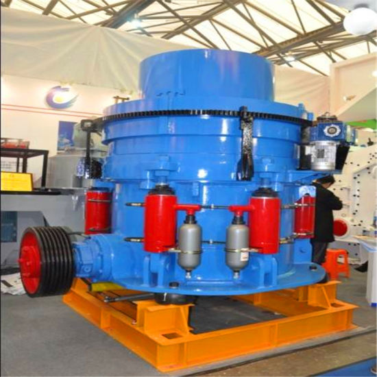 Cone Crusher Machine Used in Mining with Heavy Crushing Force pictures & photos