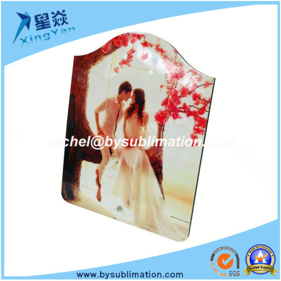 Sublimation Blanks 6mm MDF Photo Frame pictures & photos