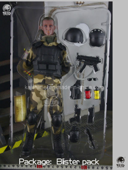 """Made in China Low Price 12"""" Action Figure (B02)"""