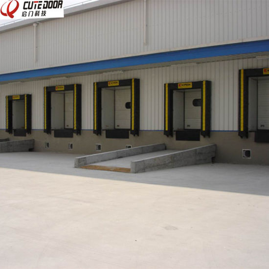 High Quality Hot Sale Hydraulic Dock Leveler for Warehouse Use pictures & photos