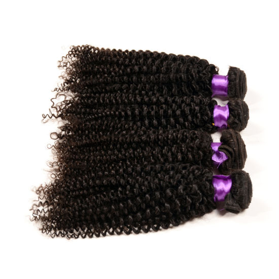 Best Sale Remy Virgin Brazilian Hair Extension Kinky Curly Hair pictures & photos