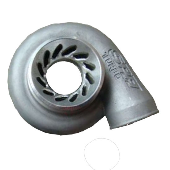 OEM Service Aluminum Alloy Turbo Compressor Housing Casting