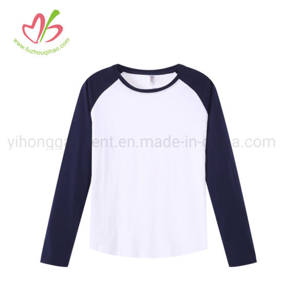 Spring/Fall Leisure T Shirt for Ladies Size Xs to 2XL