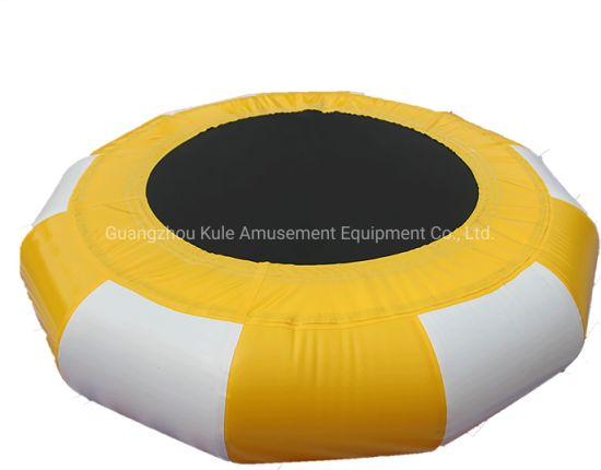 Trampoline Water Toy Swimming Pool Inflatable Toy for Water Park pictures & photos