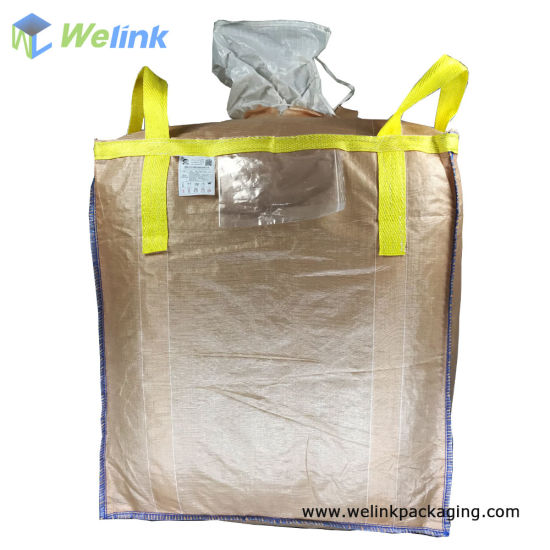 Wholesale Waterproof Moisture Proof FIBC PP Bag for Sand/Cement